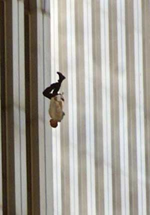 WTC 9/11 Falling man photos, picture, images