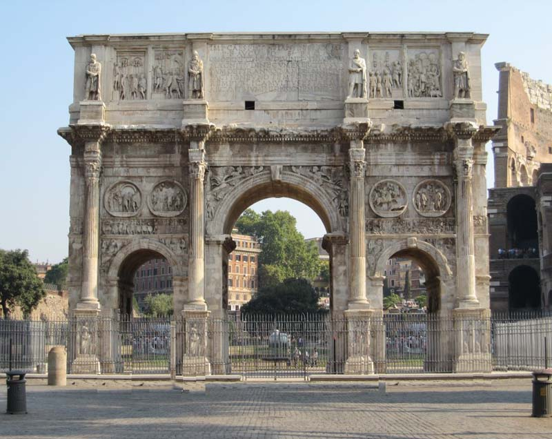 an analysis of the roman aqueducts and the general roman architecture in the history Engineering the pantheon - architectural,  a structural analysis and learn more/write about its history as an architectural piece and a  roman pantheon.