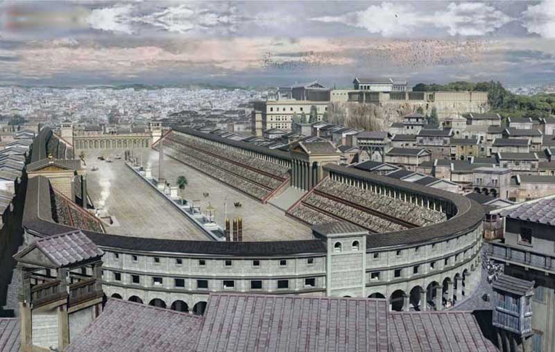 Image result for circus maximus