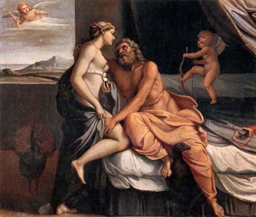 gaia and zeus relationship