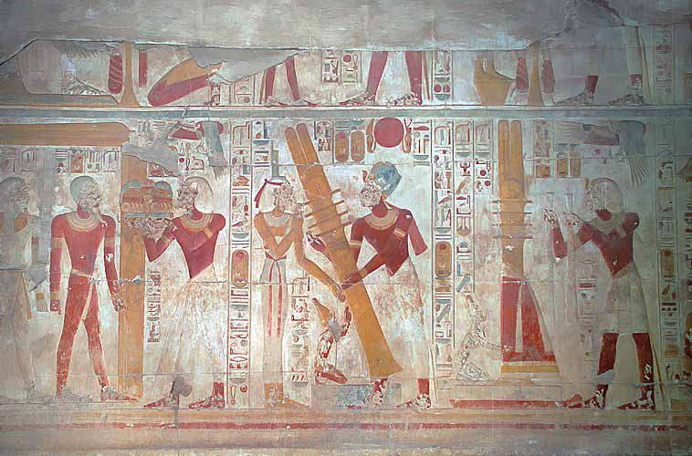 Coffin of Pedi-Osiris