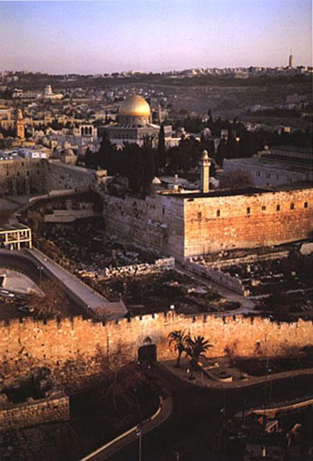 Gates Of Jerusalem Crystalinks