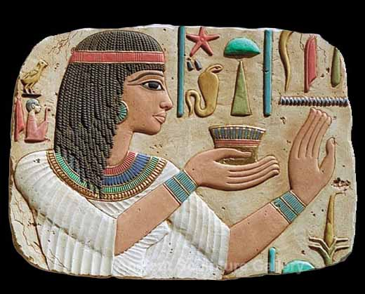 Ancient Egyptian Art, Painting, Sculpture - Crystalinks
