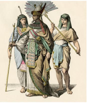 Ancient Egyptian Legal System - Crystalinks
