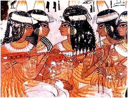Ancient Egyptian Music and Dance - Crystalinks