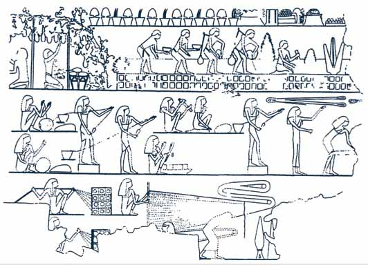 Ancient Egyptian Science And Technology Crystalinks