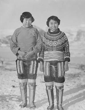 Eskimos Crystalinks