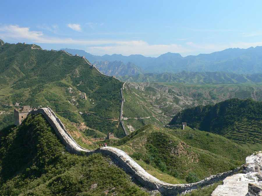 The great wall of china crystalinks for A grande muralha da china