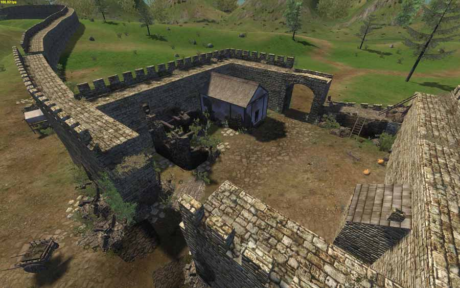Fortresses and Defense Walls - Crystalinks