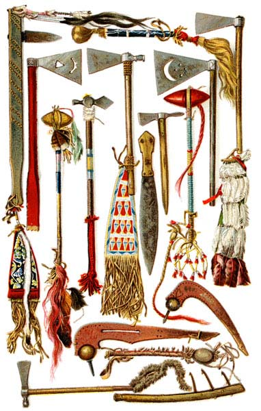 Weapons and ToolsApache Indians Weapons And Tools