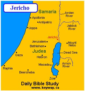 Jewish Liberation Jericho is a city located near the Jordan River