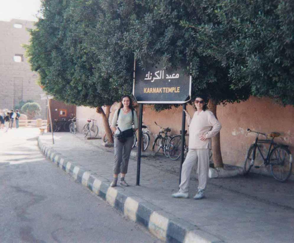 Ellie's Journey to Egypt, Adventures in Karnak