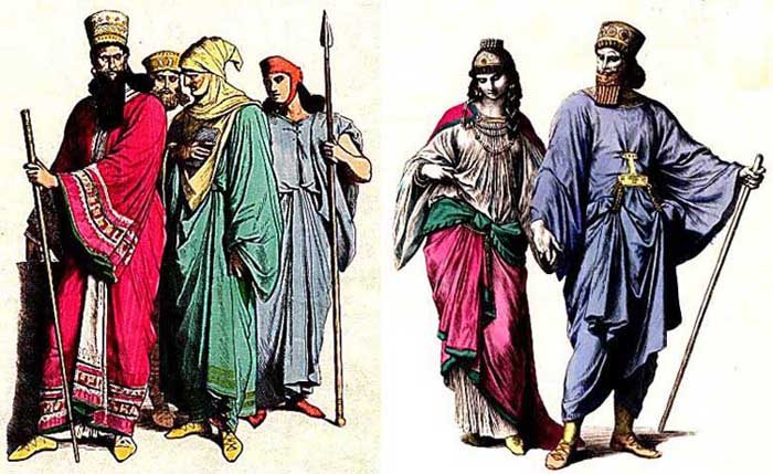 Ancient Persian people