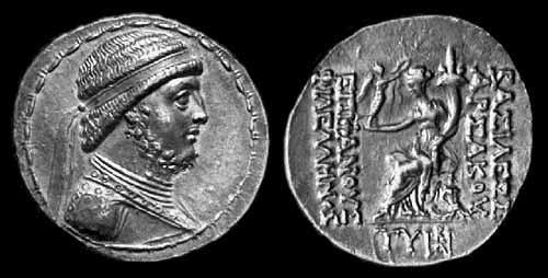 Parthian Empire - Crystalinks
