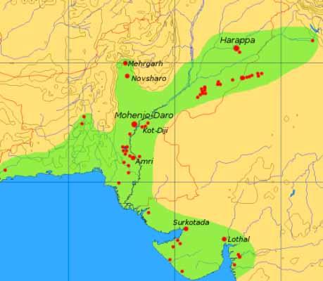 MohenjoDaroMap Indus River On World Map Region on indian ocean region map, bhutan region map, mesopotamia region map, south asia region map, southeast asia region map, india region map, sindh region map, iran region map, bangladesh region map, central asia region map,