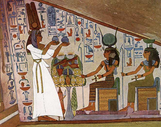 an analysis of the 18th dynasty and the maat ka ra hatshepsut of egypt Ap art history unit five - ancient egypt periods  by making this offering, hatshepsut affirms that maat is the guiding principal of her reign  funerary temple .