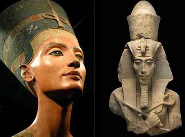 Akhenaten years of life