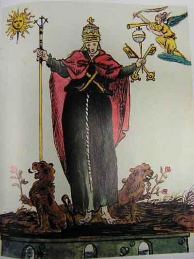 Todas las profecias sobre el último Papa y más..... PLATE_27