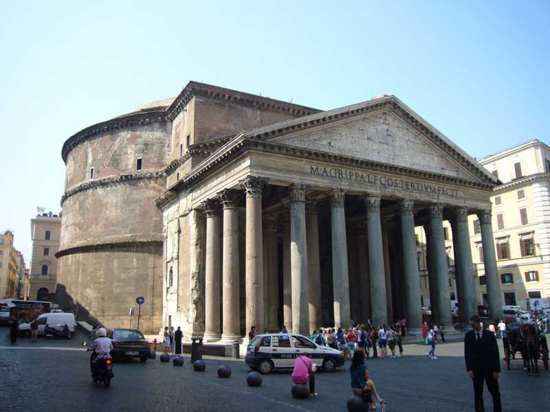 Roman Architecture Pantheon the roman pantheon - crystalinks