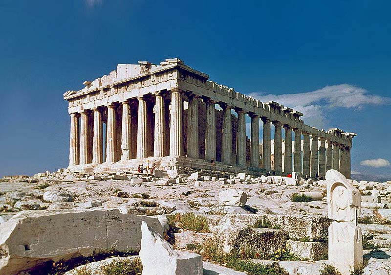 Modern Architecture Vs Ancient Greek Architecture greek architecture - crystalinks