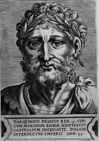 Lucius Tarquinius Priscus - Crystalinks