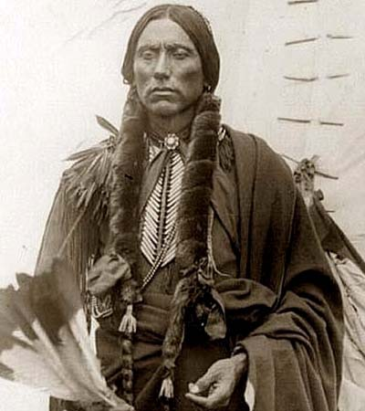Comanche Indians Crystalinks