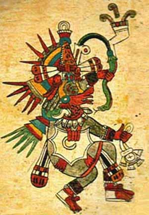 Quetzalcoatl - Crystalinks
