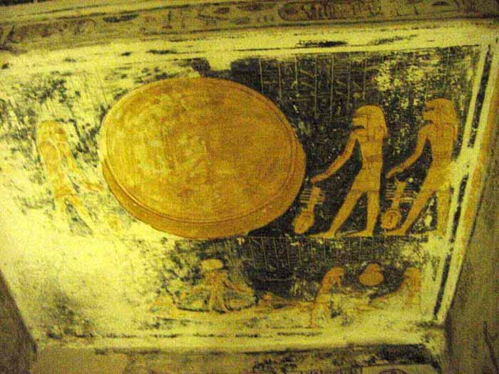 Famous Egyptian Art Paintings