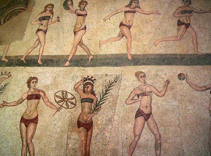 Roman era erotic art