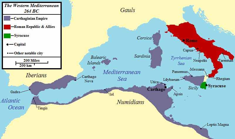 Punic Wars Crystalinks - Map of ancient rome po river