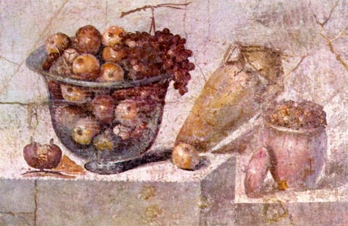 Culture in ancient roman crystalinks for Artistic cuisine palatine