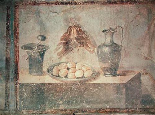 Ancient roman cuisine and wine crystalinks for Ancient roman cuisine
