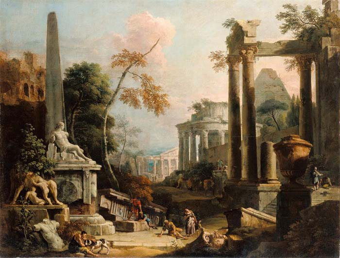 Art In Ancient Rome Crystalinks