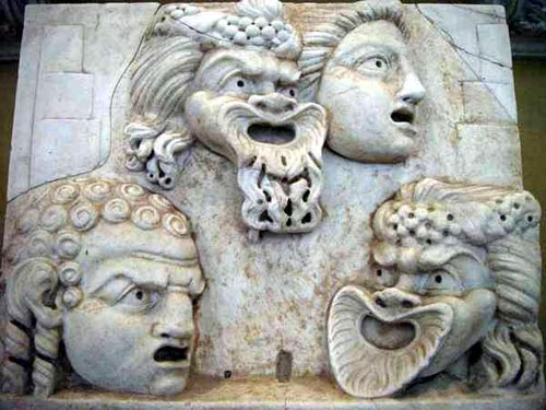 famous greek tragedy plays