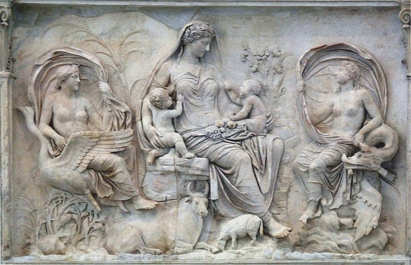Culture of ancient Rome  Wikipedia