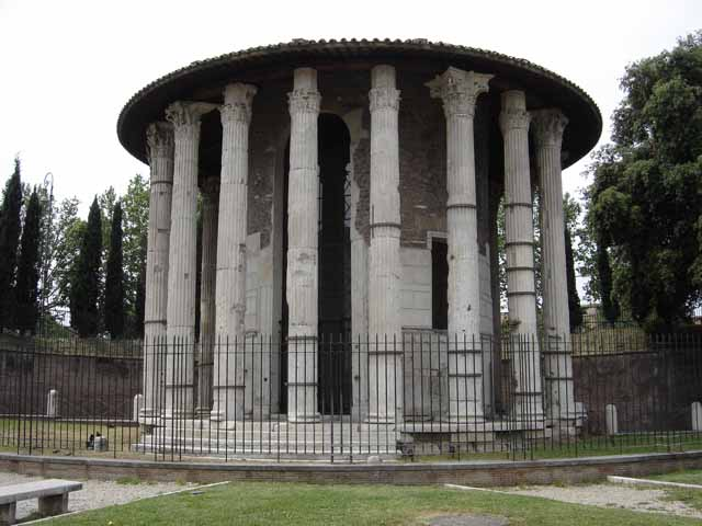 Ancient Roman Temples Crystalinks
