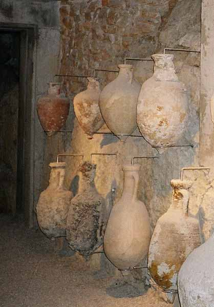 Ancient Roman Cuisine And Wine