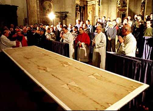 4 Classic Films about the Shroud of Turin Available in One