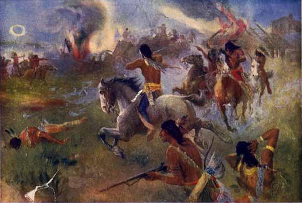 The 1862 war fought on Minnesota soil
