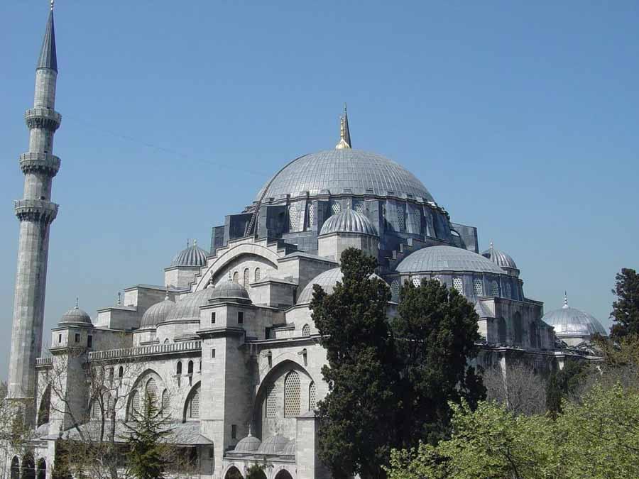 Suleiman the Magnificent religion