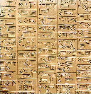 cuneiform symbols