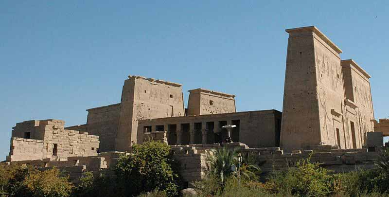 Modern Egyptian Architecture ancient egyptian architecture houses image information