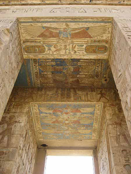 an analysis of the akhenatens impact on religion and architecture in the ancient egypt The second part of the reign what could the egyptians have thought of their king and his religion it is quite clear that only the king and a handful of people very close to him understood what was happening.