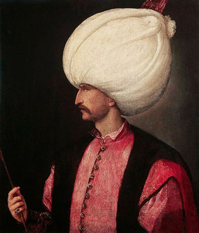 Suleiman the Magnificent political views