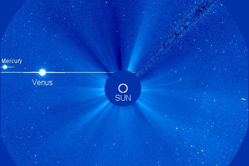 space station venus sun - photo #29