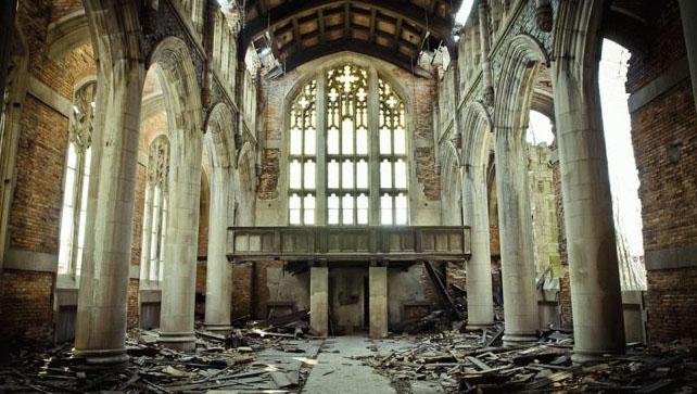 Abandoned Church abandoned churches