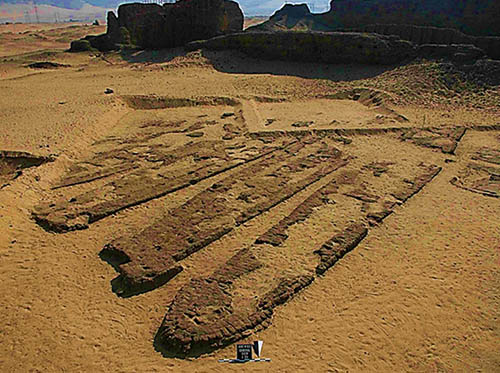 Archaeological Discoveries In Egypt Crystalinks - Map of egypt before the sands