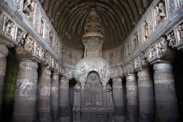 Wonders of aurangabad caves with pictures styles at life for Ajanta cuisine of india