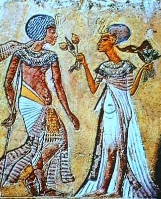 nefertiti and akhenaten relationship marketing