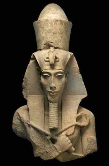 Pharaoh Akhenaten - Crystalinks